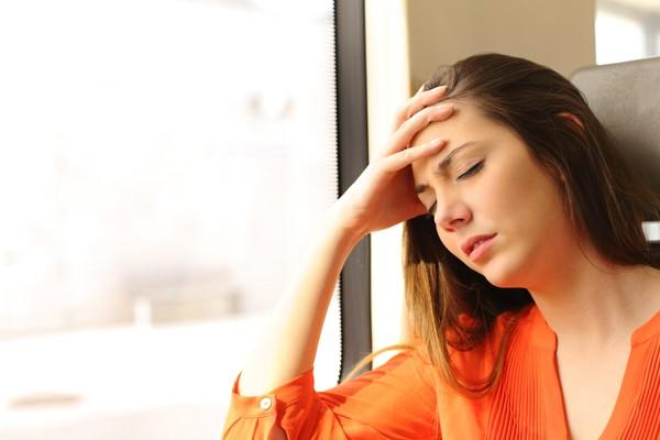 Huyết áp thấp cũng là nguyên nhân làm say tàu xe