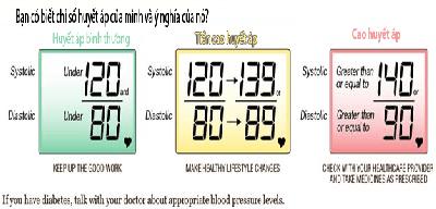 huyết áp bình thường2