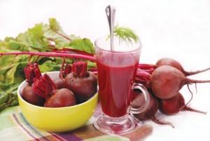 củ dền tím - thực phẩm hạ huyết áp