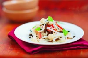 Salad cho người tăng huyết áp