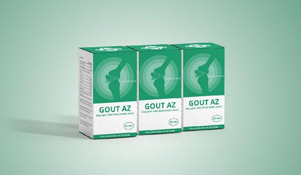 gout az có tốt không